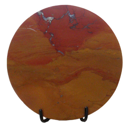 Red Jasper Indonesia slab paper weight