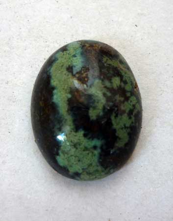 Indonesian Chrysocolla loose shape